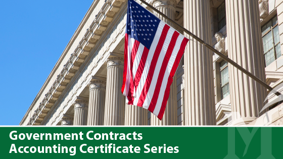 Government Contracts Accounting Certificate Series