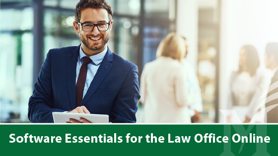 Software Essentials for the Law Office Online
